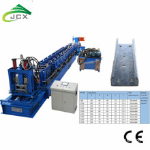 C lip channel roll forming machine